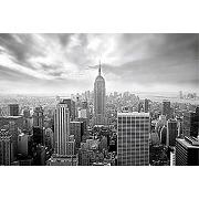 Scenolia tableau photographie new york noir et...