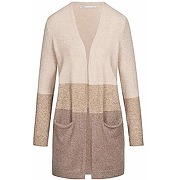 Only onlqueen l/s long cardigan knt noos, sable...