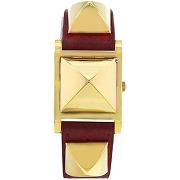 Hermès montre bracelet médor pre-owned (années...