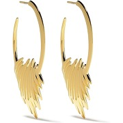 Shaun leane anneaux quill - gold