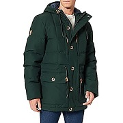 Superdry mountain expedition parka, vert sapin,...