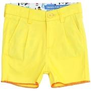 Pantalon daniele alessandrini garçon. jaune. 6...