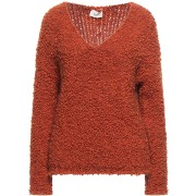 Pullover vicolo femme. rouille. onesize...