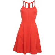 Robe courte dsquared2 femme. rouge. xs...