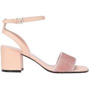 Sandales pollini femme. vieux rose. 35...