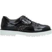 Chaussures à lacets hogan femme. noir. 34...