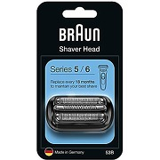 Braun series 5 & 6 tête de rechange pour rasoir...