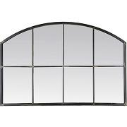 Arcy - miroir de style indus en arc 120x80cm
