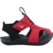 Sunray protect 2 sandales nike garçon. rouge....