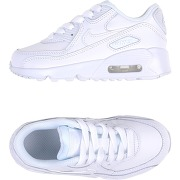 Air max 90 leather sneakers & tennis basses...
