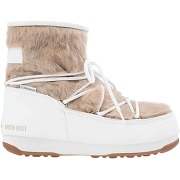 Moon boot monaco low fur wp 2 bottines moon...