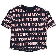 T-shirt tommy hilfiger garçon. bleu foncé. 6...