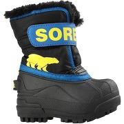 Childrens snow commander bottes sorel femme...