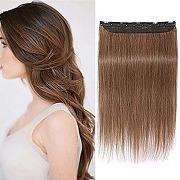 20 pouces/50cm extension de cheveux a clip...