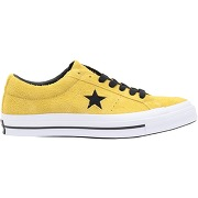 One star ox sneakers & tennis basses converse...