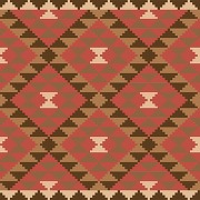 Tableau the fourth patchwork ethnicia 80 x 80