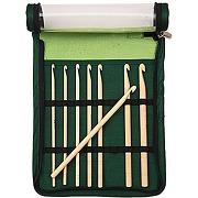 Knitpro 22549 jeu de crochets en bambou