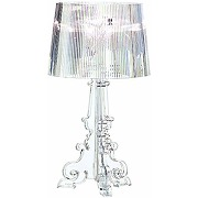 Kartell bourgie, lampe de table, variateur,...