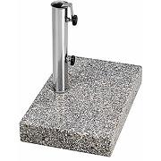 Schneider pied de parasol de balcon en granit...