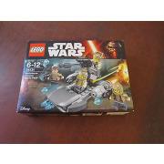 Lego star wars 75131 resistance trooper battle...