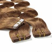 Hair2heart 10 x 2.5g extensions bande adhésives...