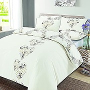 Dreamscene lizzie parure de lit réversible avec...