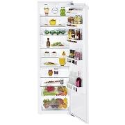 Réfrigérateur monoporte intégrable à charnières...
