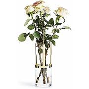 Sagaform 5017869 vase en verre réglable 24 x 10...