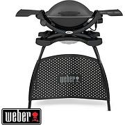 Barbecue électrique weber q 1400 stand electric...