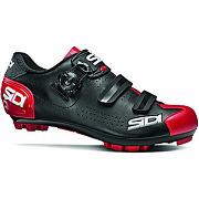 Chaussures vtt sidi trace 2 noir rouge 46