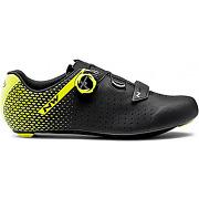 Chaussures northwave core plus 2 noir jaune...