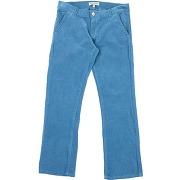 Bermuda twinset fille. bleu d'azur. 10 - 14 -...