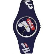 Montre fila 38-185-002 - montre silicone bleu...