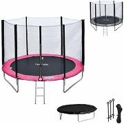Happy garden - pack premium trampoline 245cm...
