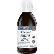 Norsan omega 3 arktis huile de foie de morue de...