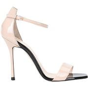 Sandales marc ellis femme. rose poudré. 39...