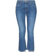 Pantalon en jean pepe jeans femme. bleu. 29...