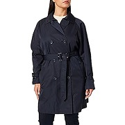 Geox w airell trench trenchcoat, gothic blue,...