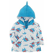 Zoocchini accappatoio baby cover up upf 50+,...