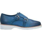 Mocassins santoni femme. bleu. 35 livraison...