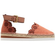 Espadrilles see by chloÉ femme. rouille. 36...
