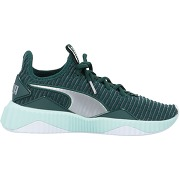 Defy tz wn's sneakers puma femme. vert foncé....