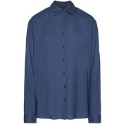Viscose essential l/sleeve shirt chemise 8 by...