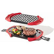 Lekue 220400 microwave grill, red micro-ondes,...