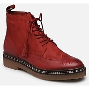 Bottines et boots kickers femme - oxanyhigh rouge