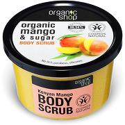 Organic shop certifiés naturel gommage corporel