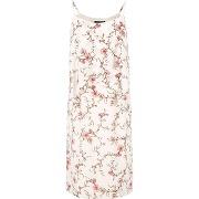 Floral georgette dress robe aux genoux lauren...