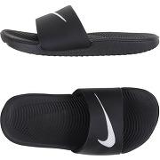 Kawa slide sandales nike femme homme. noir. 28...