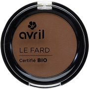 Avril maquillage cannelle mat