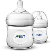 Philips avent naturel bouteille 125ml 2pk